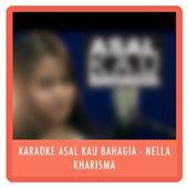 Karaoke Asal Kau Bahagia - Nella Kharisma icon