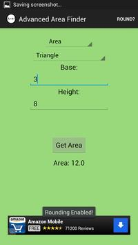Advanced Area Finder screenshot 3