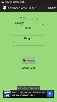 Advanced Area Finder screenshot 4