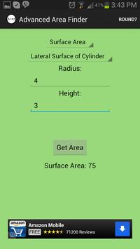 Advanced Area Finder screenshot 6