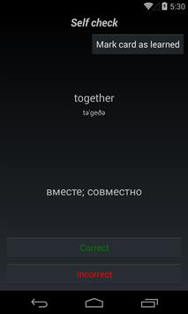 Language Tutor apk screenshot