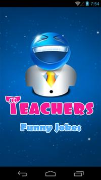 Teachers Funny Jokes poster