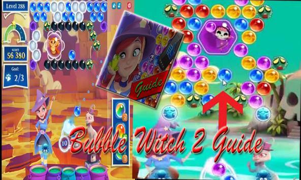 Guide Bubble Witch 2 APK apk screenshot
