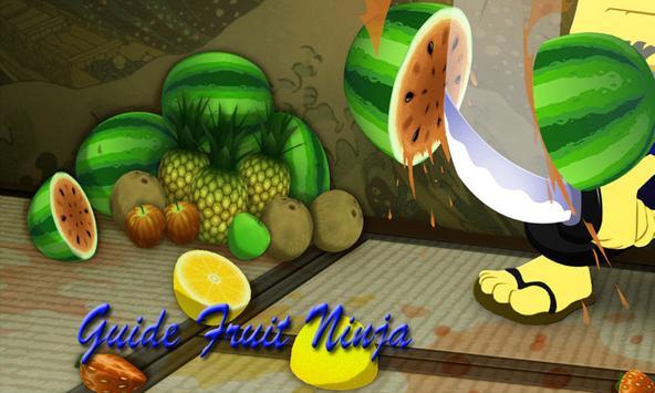 Guide Fruit Ninja APK apk screenshot