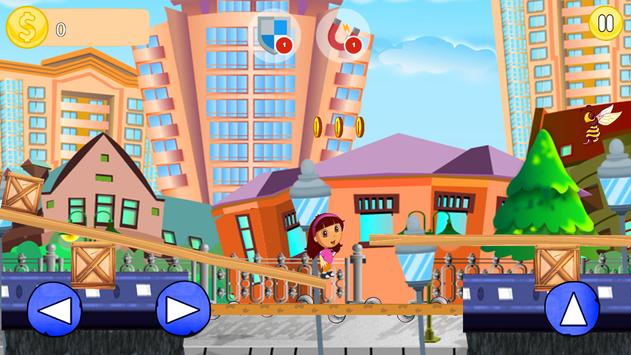 Dora's City Adventure poster