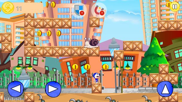 Dorae City Adventure apk screenshot