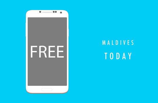 Maldives Today poster