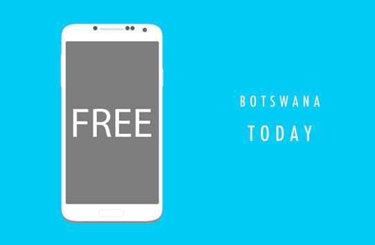 Botswana Today :  Breaking & Latest News poster