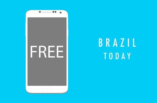 Brazil Today :  Breaking & Latest News poster