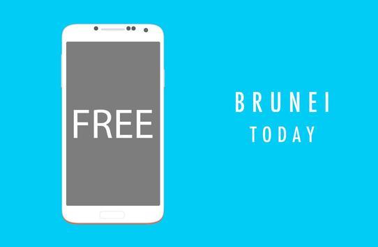 Brunei Today :  Breaking & Latest News poster