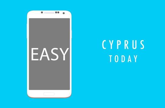 Cyprus Today : Breaking & Latest News screenshot 1