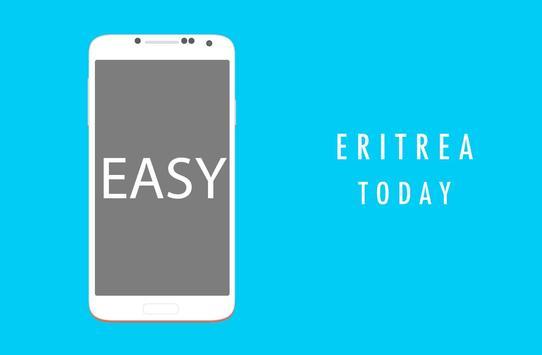 Eritrea Today : Breaking & Latest News screenshot 1