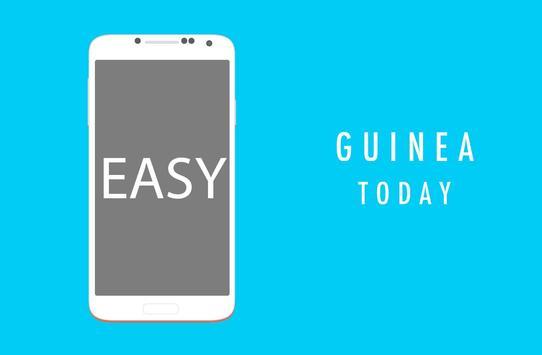 Guinea Today : Breaking & Latest News screenshot 1