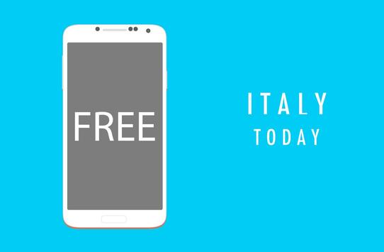 Italy Today : Breaking & Latest News poster