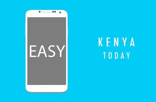Kenya Today : Breaking & Latest News screenshot 1