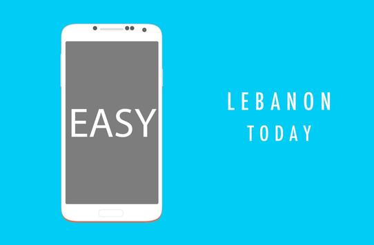 Lebanon Today : Breaking & Latest News screenshot 1