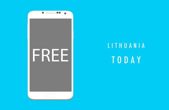Lithuania Today : Breaking & Latest News poster