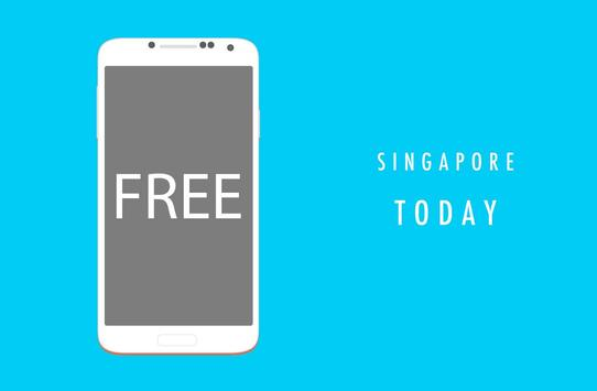 Singapore Today : Breaking & Latest News poster