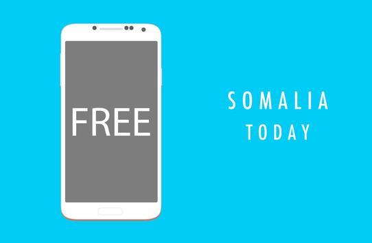 Somalia Today : Breaking & Latest News poster