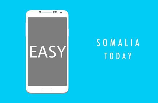 Somalia Today : Breaking & Latest News screenshot 1