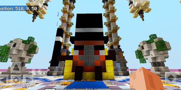 Command Blocks Boss. Map for MCPE screenshot 5