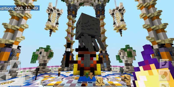 Command Blocks Boss. Map for MCPE screenshot 7