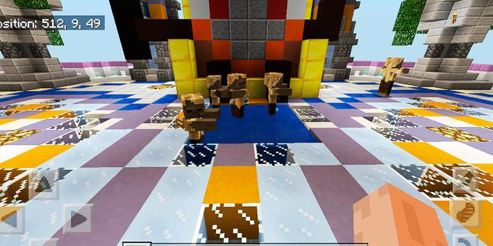 Command Blocks Boss. Map for MCPE screenshot 10
