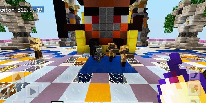 Command Blocks Boss. Map for MCPE screenshot 17