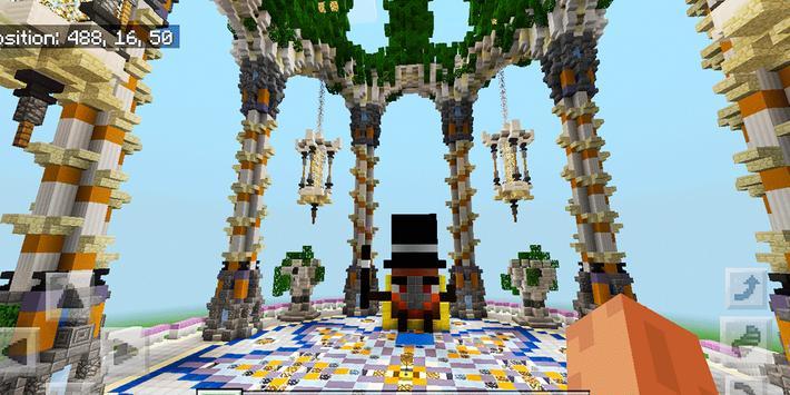 Command Blocks Boss. Map for MCPE screenshot 20
