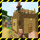 Save Halloween. Map for MCPE icon