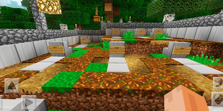 Save Halloween. Map for MCPE screenshot 3