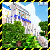 Antrim House. Map for MCPE icon