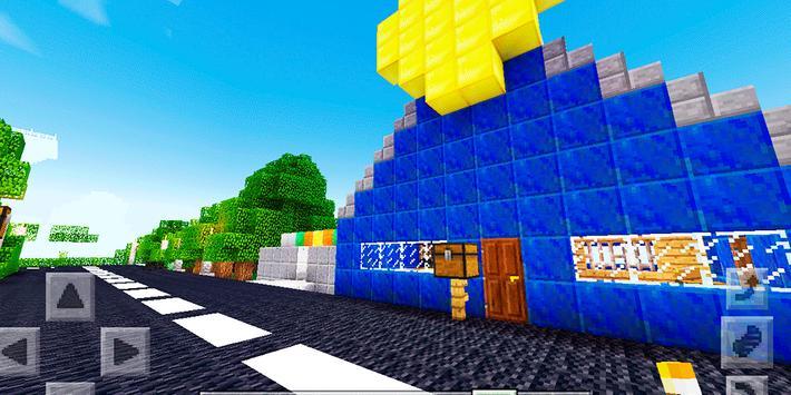Antrim House. Map for MCPE screenshot 3