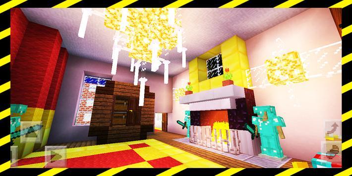 Antrim House. Map for MCPE screenshot 16
