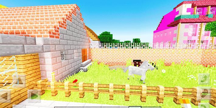 Antrim House. Map for MCPE screenshot 20