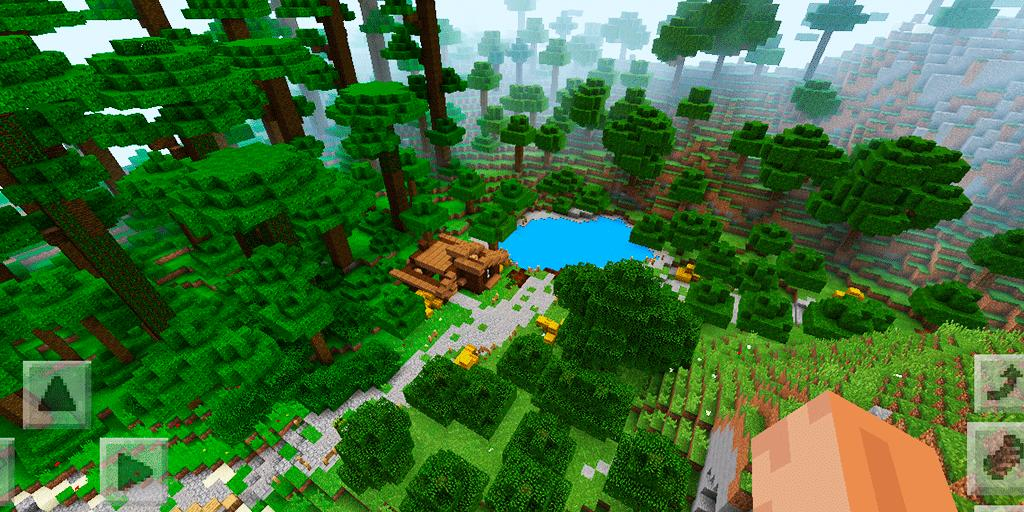 Mive Kit-PvP. Map for MCPE for Android - APK Download on