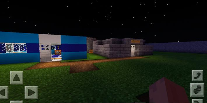 MineBloxia Prison. Map for MCPE screenshot 9