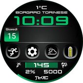 tke 115 for watchmaker icon