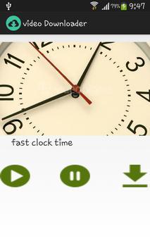 video downloader apk screenshot