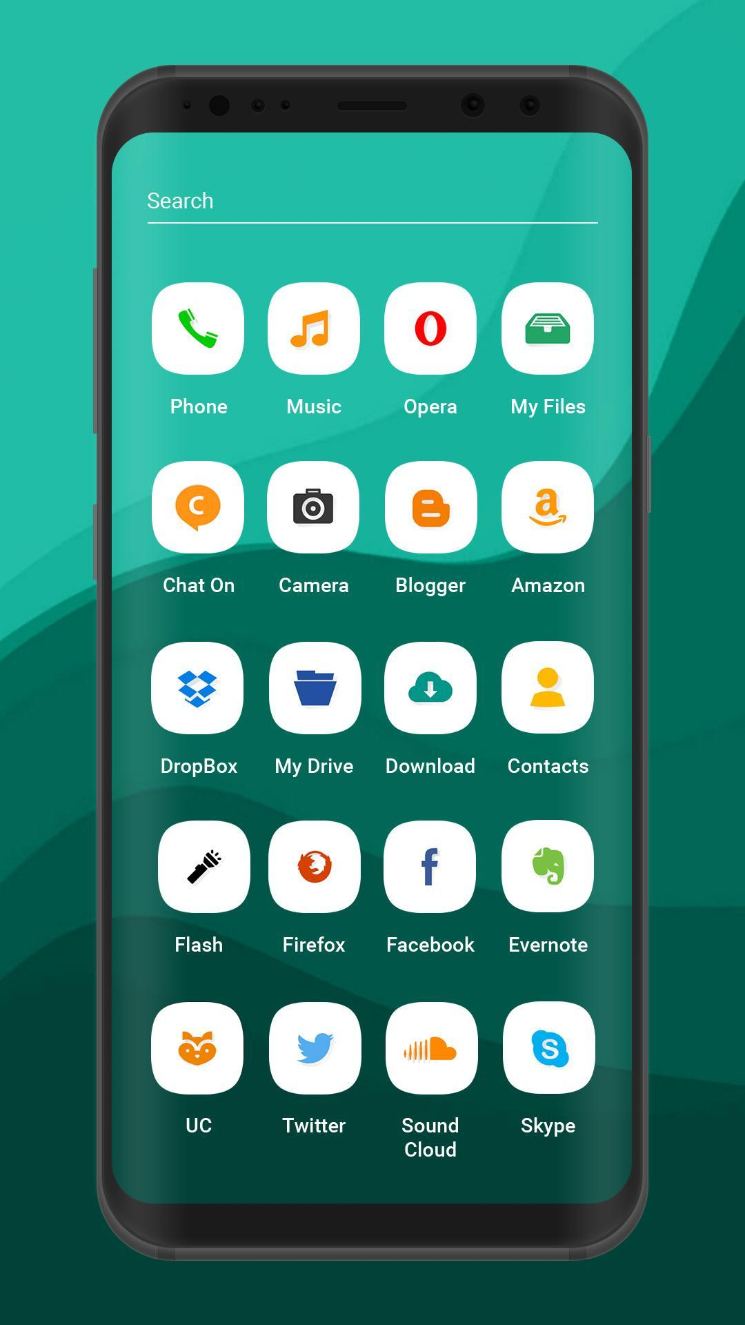 Xperia Launcher Apk For All Android