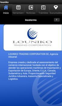 Louniko poster