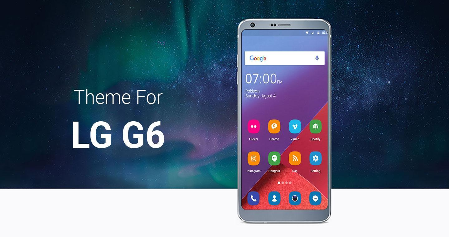 Theme / Launcher For LG G6  for Android - APK Download