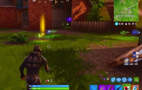 Tricks For Fortnite Battle Royal screenshot 3
