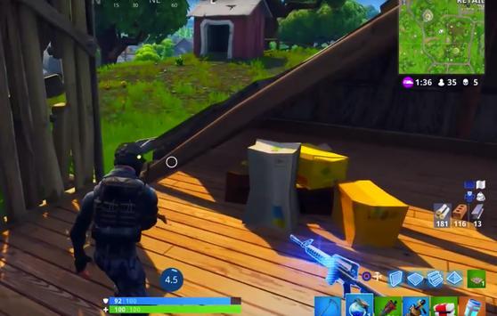 Tricks For Fortnite Battle Royal screenshot 4