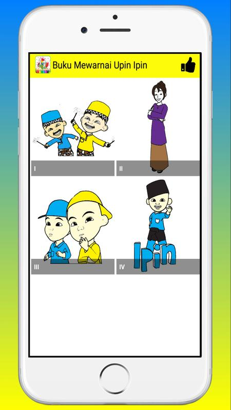 Game Mewarnai Upin Ipin For Android Apk Download