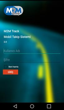 M2MTRACK poster