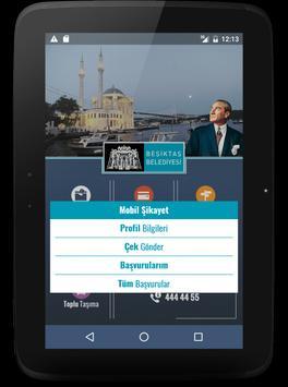 Beşiktaş Mobil apk screenshot