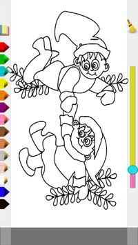 Christmas Coloring Book screenshot 14
