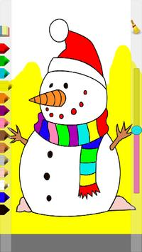 Christmas Coloring Book screenshot 5