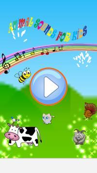 Animal Fun Sounds For Kids screenshot 8